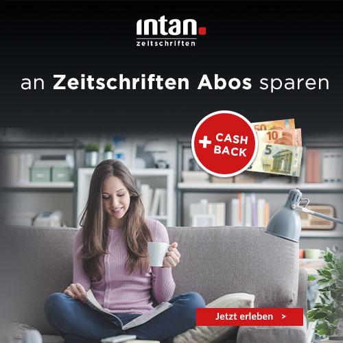 Zeitschriften Abo / intan